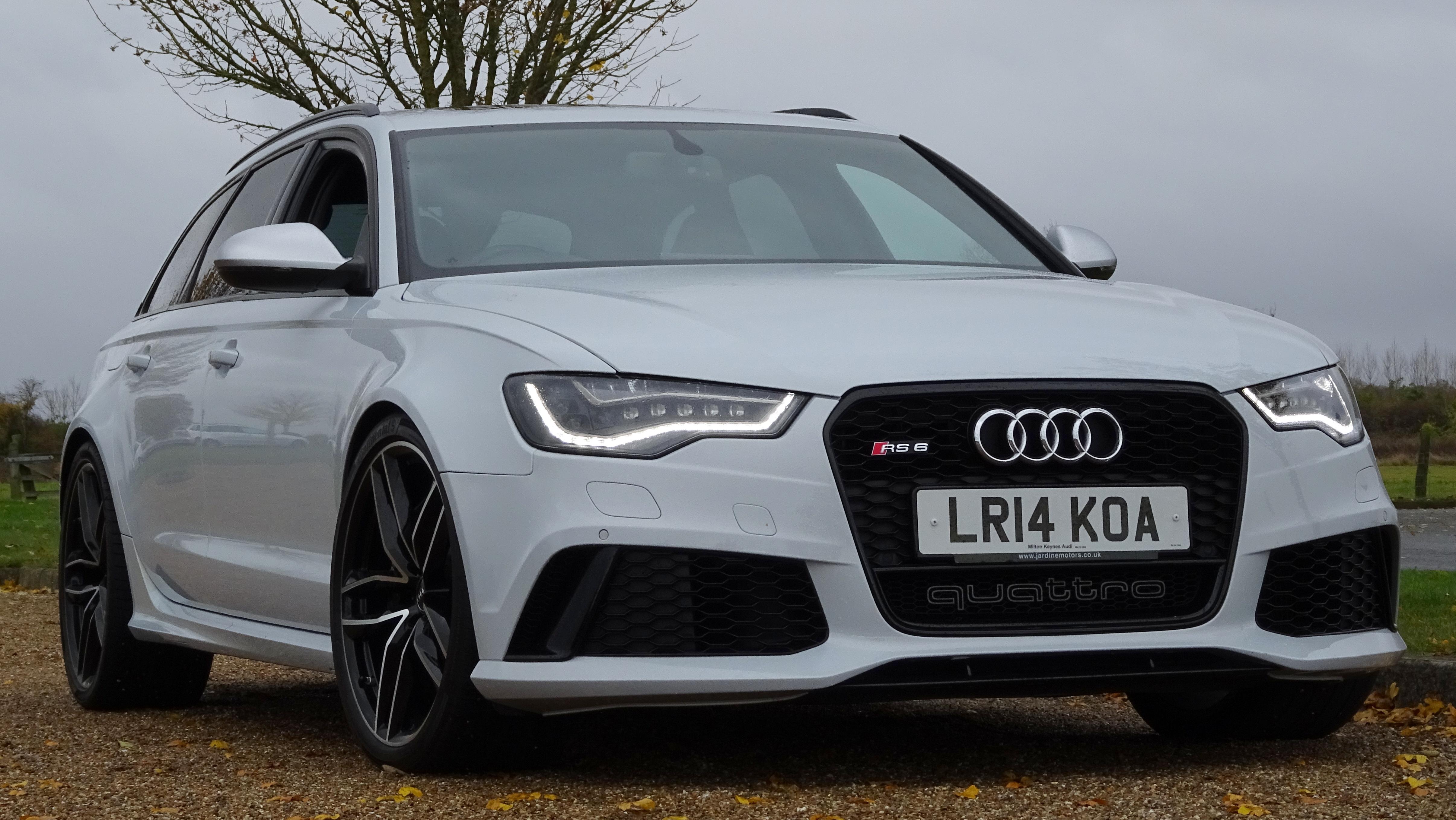 2014 Audi RS6 Video Walk Around
