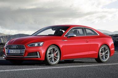 The Audi S5
