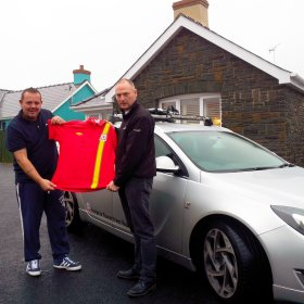 Wales Shirt Auctioned in aid of Pembrokeshire Sibling Group