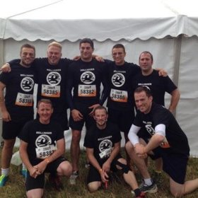 Bellinger staff are a bunch of Tough Mudders!