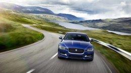 Nearly new Jaguar XE