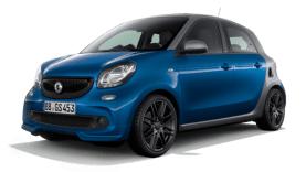 smart forfour BRABUS sport