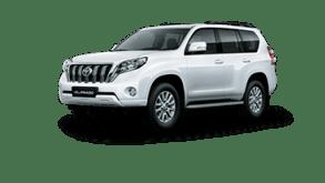Toyota Land Cruiser Prado 2017 | Al-Futtaim Toyota UAE