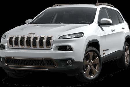 Jeep Cherokee 75th Anniversary Edition