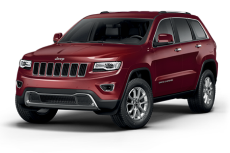 Jeep Grand Cherokee Limited+