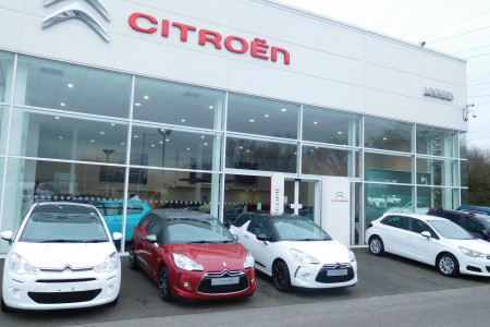 Lookers Citroen Newport